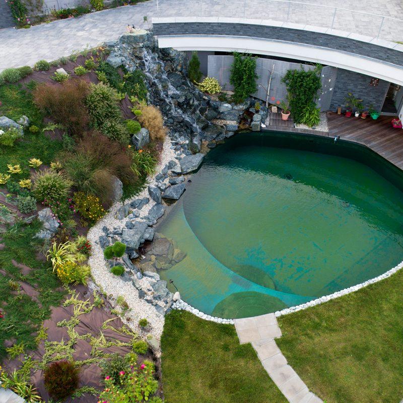 Návrh a realizace zahrad